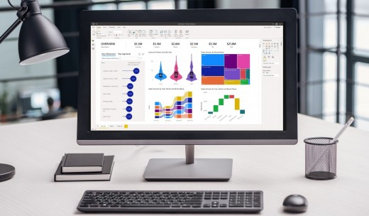 Microsoft leider in Gartner Magic Quadrant voor Analytics en BI-platforms.